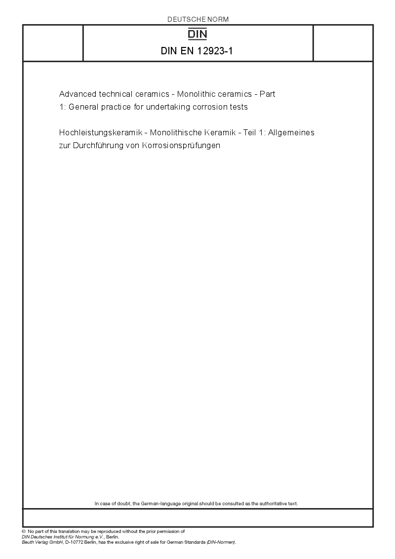corrosion tests and standards pdf