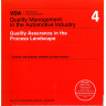 VDA 4 - Quality Assurance in the Process Landscape - General, risk analyses, methods, process models