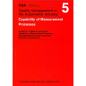 VDA 5 - Capability of Measurement Processes, Capability of Measuring Systems