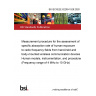 BS IEC/IEEE 62209-1528:2020 Measurement procedure for the assessment of specific absorption rate of human exposure to radio frequency fields from hand-held and body-mounted wireless communication devices Human models, instrumentation, and procedures (Frequency range of 4 MHz to 10 GHz)